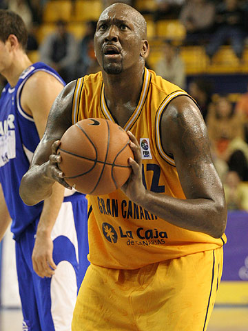 Harper Williams (CB Gran Canaria)